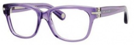 Marc Jacobs 485 Eyeglasses Eyeglasses - 0CQ3 Violet