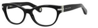 Marc Jacobs 484 Eyeglasses Eyeglasses - 0807 Black