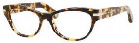 Marc Jacobs 484 Eyeglasses Eyeglasses - 050E Havana