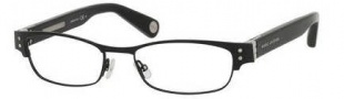 Marc Jacobs 483 Eyeglasses Eyeglasses - 0PDC Semi Matte Black