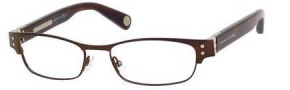Marc Jacobs 483 Eyeglasses Eyeglasses - 098G Semi Matte Brown / Havana