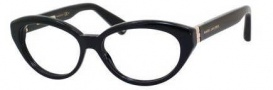 Marc Jacobs 481 Eyeglasses Eyeglasses - 0807 Black