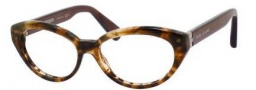 Marc Jacobs 481 Eyeglasses Eyeglasses - 0BVP Striped Brown