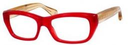 Marc Jacobs 448 Eyeglasses Eyeglasses - 03P9 Burgundy Champagne