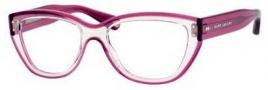Marc Jacobs 446 Eyeglasses Eyeglasses - 03BW Violet Crystal