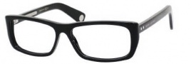Marc Jacobs 413 Eyeglasses Eyeglasses - 0807 Black