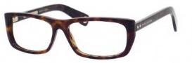 Marc Jacobs 413 Eyeglasses Eyeglasses - 0086 Dark Havana