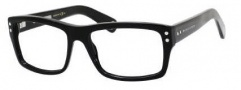 Marc Jacobs 410 Eyeglasses Eyeglasses - 0807 Black
