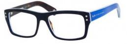 Marc Jacobs 410 Eyeglasses Eyeglasses - 0CWG Blue White Havana