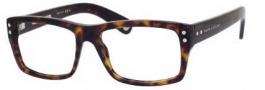 Marc Jacobs 410 Eyeglasses Eyeglasses - 0086 Dark Havana