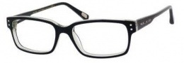 Marc Jacobs 338 Eyeglasses Eyeglasses - 0RS4 Black Pale Green