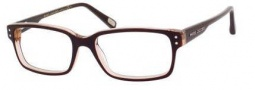 Marc Jacobs 338 Eyeglasses Eyeglasses - 0S1S Brown Nude Burgundy