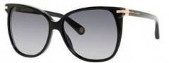 Marc Jacobs 504/S Sunglasses Sunglasses - 0807 Black (HD gray gradient lens)