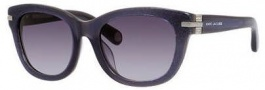 Marc Jacobs 490/F/S Sunglasses Sunglasses - 0YHF Avio Glitter (HD gray gradient lens)