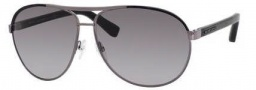 Marc Jacobs 475/S Sunglasses Sunglasses - 054F Dark Ruthenium (EU gray gradient lens)