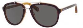 Marc Jacobs 470/S Sunglasses Sunglasses - 0GZT Havana Honey (Y1 gray lens)