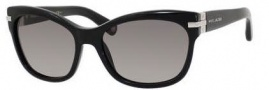 Marc Jacobs 469/S Sunglasses Sunglasses - 0807 Black (EU gray gradient lens)