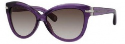 Marc Jacobs 468/S Sunglasses Sunglasses - 0CQ3 Violet (HA brown gradient lens)