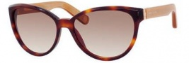 Marc Jacobs 465/S Sunglasses Sunglasses - 0BVX Havana (S8 brown gradient lens)