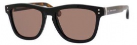Marc Jacobs 461/S Sunglasses Sunglasses - 052C Black (SB red brown lens)