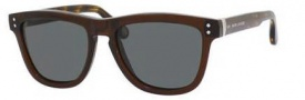 Marc Jacobs 461/S Sunglasses Sunglasses - 0X3T Chocolate (P9 gray lens)