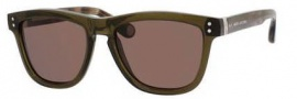 Marc Jacobs 461/S Sunglasses Sunglasses - 0X4D Green (K2 mauve lens)