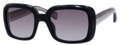 Marc Jacobs 443/S Sunglasses Sunglasses - 03L3 Black (HD gray gradient lens)