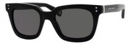 Marc Jacobs 437/S Sunglasses Sunglasses - 0807 Black (Y1 gray lens)