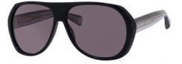 Marc Jacobs 435/S Sunglasses Sunglasses - 03L3 Black (BN dark gray lens)