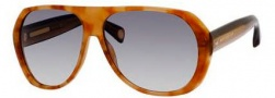 Marc Jacobs 435/S Sunglasses Sunglasses - 03N6 Havana (JJ gray gradient lens)