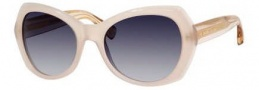 Marc Jacobs 434/S Sunglasses Sunglasses - 03R7 Sand (08 dark blue gradient lens)