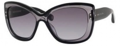 Marc Jacobs 429/S Sunglasses Sunglasses - 035N Black / Gray (HD gray gradient lens)