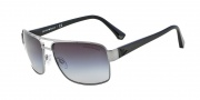 Emporio Armani EA2002 Sunglasses Sunglasses - 30168G Gunmetal / Grey Gradient
