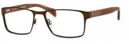 Tommy Hilfiger 1256 Eyeglasses Eyeglasses - 04KN Semi Matte Brown