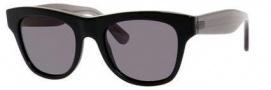 Bottega Veneta 248/S Sunglasses Sunglasses - 0HM7 Black (Y1 gray lens)