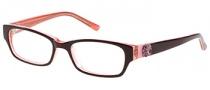 Candies C Riley Eyeglasses Eyeglasses - BUPK Burgundy
