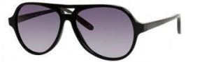 Bottega Veneta 273/S Sunglasses Sunglasses - 0128 Black (HD gray gradient lens)