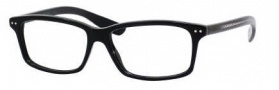 Bottega Veneta 172 Eyeglasses Eyeglasses - 0Y6C Black Crystal