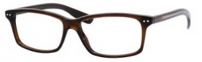 Bottega Veneta 172 Eyeglasses Eyeglasses - 0IOZ Brown Shaded