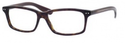 Bottega Veneta 172 Eyeglasses Eyeglasses - 00P4 Dark Havana Brown Burgundy