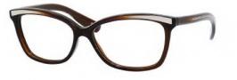 Bottega Veneta 173 Eyeglasses Eyeglasses - 0PKW Crystal Brown Olive