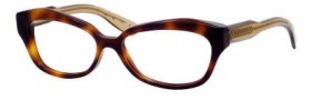Bottega Veneta 175 Eyeglasses Eyeglasses - 0AY9 Havana / Beige