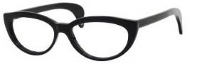 Bottega Veneta 203 Eyeglasses Eyeglasses - 0807 Black