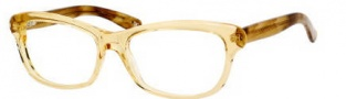 Bottega Veneta 205 Eyeglasses Eyeglasses - 0446 Yellow / Honey