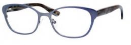 Bottega Veneta 206 Eyeglasses Eyeglasses - 044Q Blue Gray