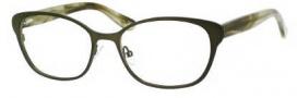 Bottega Veneta 206 Eyeglasses Eyeglasses - 044U Semi Matte Green