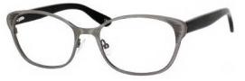 Bottega Veneta 206 Eyeglasses Eyeglasses - 0K87 Semi Matte Silver