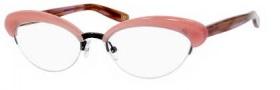 Bottega Veneta 211 Eyeglasses Eyeglasses - 0HN1 Rose
