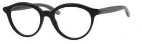 Bottega Veneta 214 Eyeglasses Eyeglasses - 0HM7 Black Dark Gray