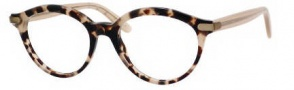 Bottega Veneta 214 Eyeglasses Eyeglasses - 0HM3 Havana Honey